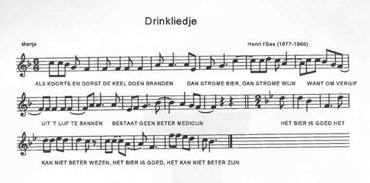 drinkliedje