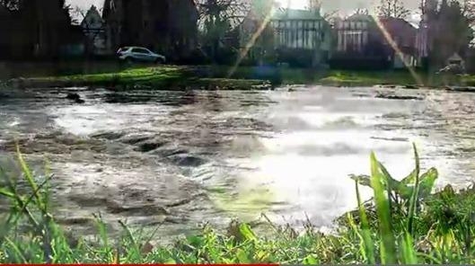 Film Laag en hoog water bij Voorste Stroom