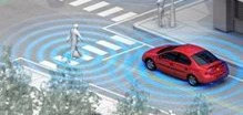 General Motors voetgangersdetectie