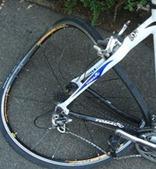 gedeukt_fietswiel