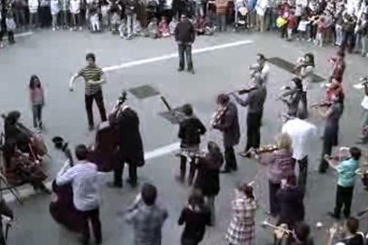 muzikale_flashmob