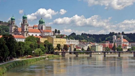 Stift Melk aan de Donau