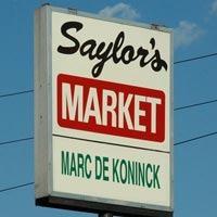 Saylors-Market