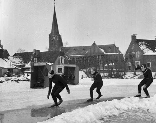schaatsers_bij_Wytgaard