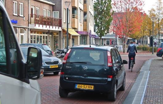 fietsers_hoofdstraat