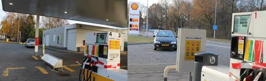 benzinetekort